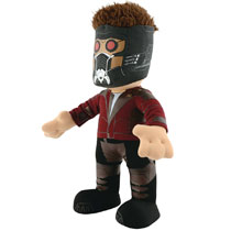Image: Guardians of the Galaxy V2 Plush: Star-Lord Masked  (10-inch) - Bleacher Creatures