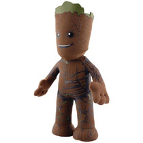 Image: Guardians of the Galaxy V2 Plush: Toddler Groot  (10-inch) - Bleacher Creatures