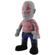 Image: Guardians of the Galaxy V2 Plush: Drax  (10-inch) - Bleacher Creatures