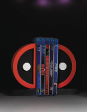 Image: Deadpool Bookends: Logo  - Gentle Giant Studios