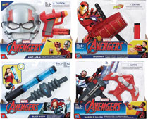 Image: Avengers Mission Gear Assortment 201701  - Hasbro Toy Group