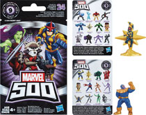 Image: Marvel 500 2-inch Collectable Figure Blind Mystery Box Display 201701  - Hasbro Toy Group