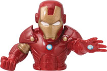 Image: Marvel Finger Fighter: Iron Man  - Monogram Products