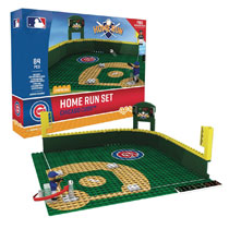 Image: Oyo MLB Home Run Playset: Chicago Cubs  - Oyo Sports, Inc