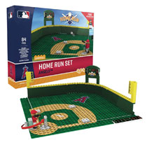 Image: Oyo MLB Home Run Playset: Los Angeles Angels of Anaheim  - Oyo Sports, Inc