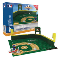 Image: Oyo MLB Home Run Playset: Los Angeles Dodgers  - Oyo Sports, Inc