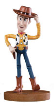 Image: Toy Story 3 Miracle Land Statue: Woody  - Beast Kingdom Co., Ltd