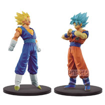 Image: Dragonball Super DXF Super Warriors V4 Figure Inner Case  - Banpresto
