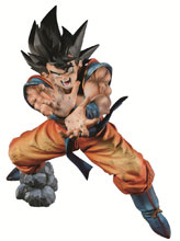 Image: Dragonball Z Goku Super Kamehame-Ha Premiere Color Figure  - Banpresto