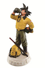 Image: Dragonball Z Scultures Figure: Son Goku  (Special Color version) - Banpresto