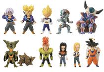 Image: Dragonball Z WCF Cell Saga Figure Blind Mystery Box Display  - Banpresto