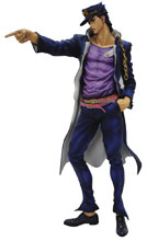 Image: Jojo's Bizarre Adventure Figure: Super MS-Piece Jotaro Kujo  - Banpresto