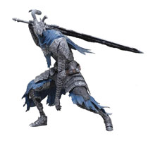 Image: Dark Souls DXF V2 Figure: Artorias the Abysswalker  - Banpresto
