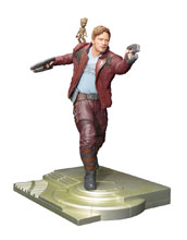 Image: Guardians of the Galaxy V2 Artfx Statue: Star-Lord & Groot  - Koto Inc.