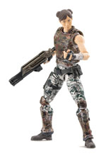 Image: Aliens Figure: Colonial Marine Bella  (1/18-scale) - Hiya Toys