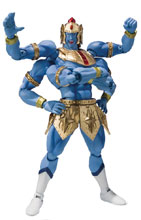 Image: Kinnikuman S.H.Figuarts Action Figure: Ashuraman  (Orginal Color version) - Tamashii Nations