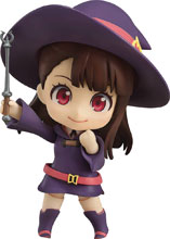 Image: Little Witch Academia Nendoroid: Atsuko Kagari  - Good Smile Company