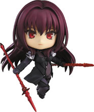 Image: Fate/Grand Order Lancer Scathach Nendoroid  - Good Smile Company