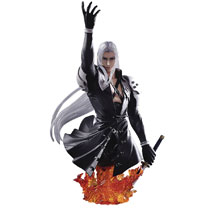 Image: FFVII Static Arts Bust: Sephiroth  - Square Enix Inc