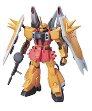 Image: Gundam Seed Destiny Model Kit: Blaze Zaku Phantom  (1/100-scale) - Bandai Hobby