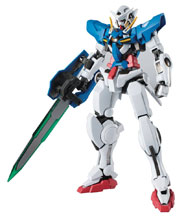 Image: G00 Gundam Exia Repair Parts Set II & III Metal Build  - Tamashii Nations