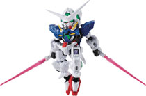 Image: NXEdge Style Figure: Gundam MS Unit - Gundam Exia  - Tamashii Nations