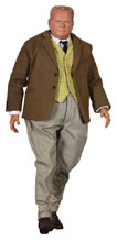Image: James Bond Limited Collectable Figure: Goldfinger - Auric Goldfinger  (1/6-scale) - Big Chief Studios Ltd.