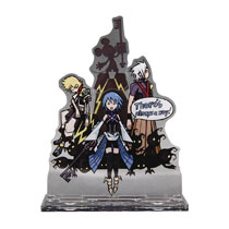 Image: Kingdom Hearts HD 2.8 Stand: Bond Acrylic  - Square Enix Inc