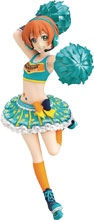 Image: Love Live Figfix: Rin Hoshizora  (Cheerleader version) - Max Factory