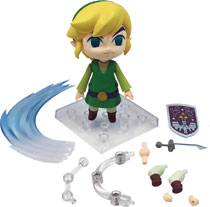 Image: Legend of Zelda Nendoroid: Wind Waker Link  (EZ version) - Good Smile Company