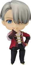 Image: Yuri on Ice Nendoroid: Viktor Nikiforov  - Good Smile Company