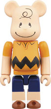 Image: Peanuts Charlie Brown 400 Bea  - Medicom Toy Corporation