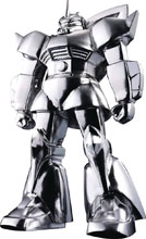 Image: Absolute Chogokin MSG Mini-Figure: GM-11 Char Zaku Gelgoog  - Tamashii Nations