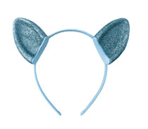 Image: My Little Pony Movie Sparkle Headband  (w/Ears): Rainbow Dash - Disguise Inc