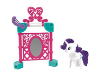 Image: Knex My Little Pony Pony Pals Assortment Series 1  - K'Nex Ltd Partnership Group