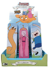 Image: Adventure Time Candy Kingdom Candy Tin 12-Piece Display  - Boston America Corp.