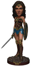 Image: Wonder Woman Movie Head Knocker: Wonder Woman  - Neca