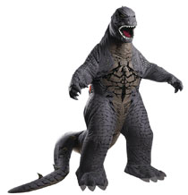 Image: Godzilla Inflatable Costume  - Rubies Costumes Company Inc