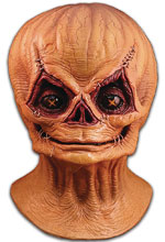 Image: Trick R Treat Full Head Mask: Sam Unmasked  - Trick Or Treat Studios, LLC
