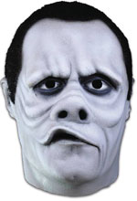 Image: The Twilight Zone Mask: Eye of the Beholder  (B&W) - Trick Or Treat Studios, LLC