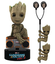 Image: Guardians of the Galaxy V2 Groot Gift Set  (limited edition) - Neca