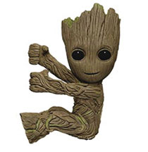 Image: Guardians of the Galaxy V2 Groot Scalers 2-inch Figure Assortment  - Neca