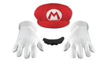 Image: Nintendo Adult Acessory Kit: Mario  - Disguise Inc