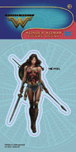 Image: Wonder Woman Figure Decal  - Elephant Gun, LLC
