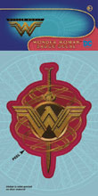 Image: Wonder Woman Movie Decal: Graphic Badge  - Elephant Gun, LLC