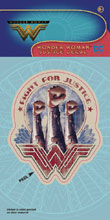 Image: Wonder Woman Justice Decal  - Elephant Gun, LLC