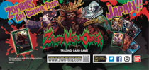 Image: Zombie World Order CCG: Booster Set  - Bandai Co., Ltd
