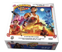 Image: Big Trouble in Little China Board Game  - Everything Epic Games, LLC