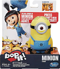 Image: Despicable Me Bop It Game Case  - Hasbro Toy Group