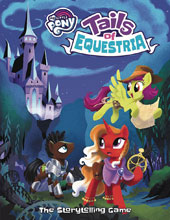 Image: My Little Pony: Tales of Equestria RPG - Sourcebook HC  - Ninja Division Games